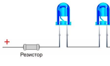 Онлайн расчет резистора для светодиода