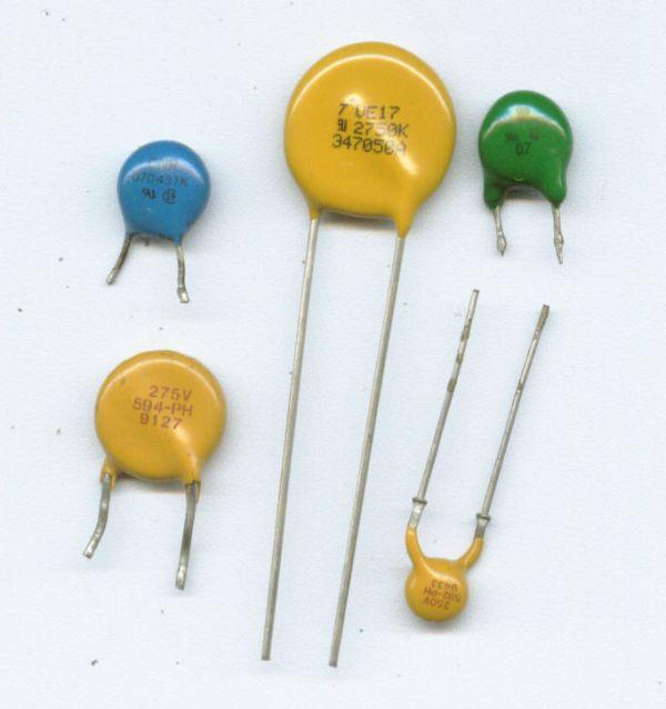 Нелинейные резисторы