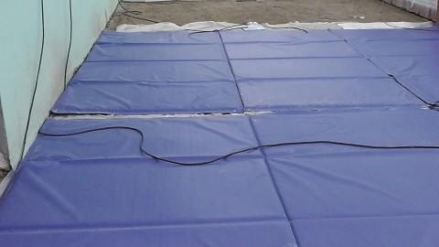 Частые ошибки при прогреве бетона