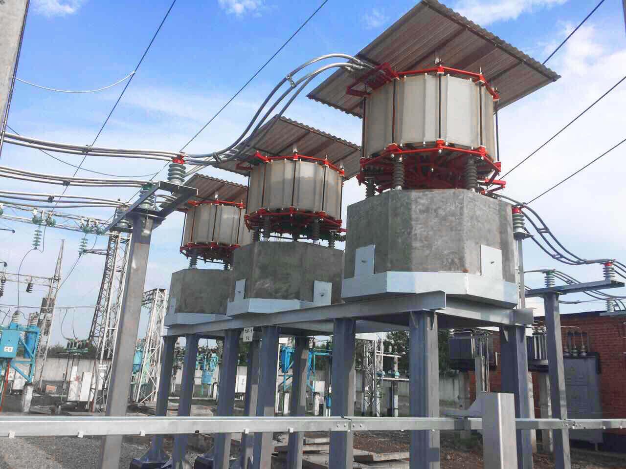 Токоограничивающие реакторы