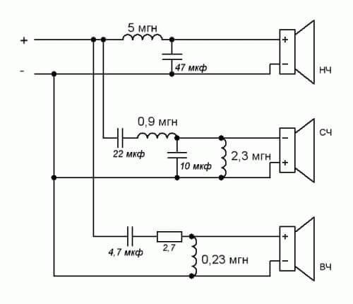 Фильтр электромагнитных помех