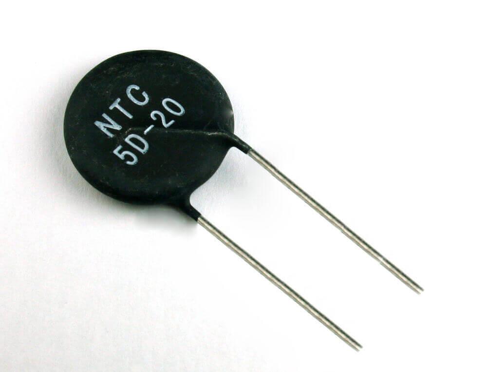 Маркировка терморезистора