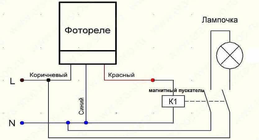 этногенез подключение фотореле через магнитный пускатель знаю