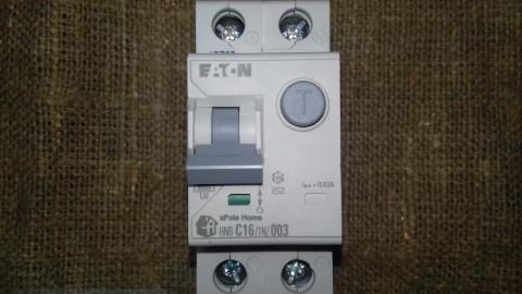 Обзор дифференциального автомата xPole Home HNB-C16/1N/003