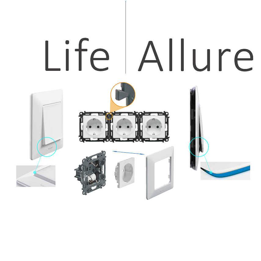 Механизмы Life и Allure