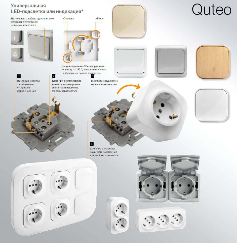 Серия Quteo
