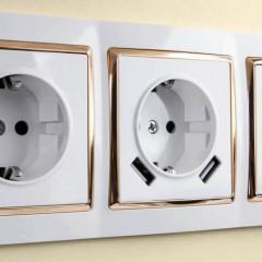 Обзор розеток и выключателей Werkel