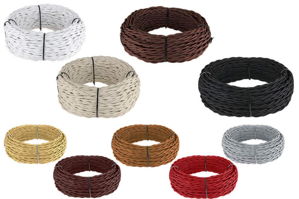 Цветовые решения кабельной продукции