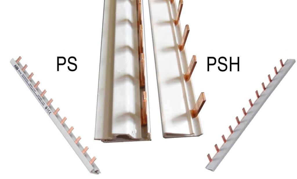 Сравнение PS и PSH