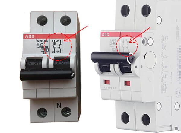 Отличие 2p и 1p+n автомата