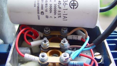 Как подключить трехфазный двигатель на 220 и 380 Вольт — обзор схем