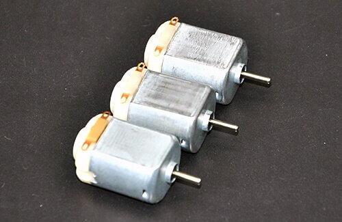 Модельные электродвигатели