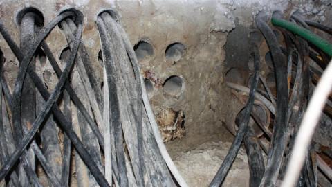 Как прокладывают кабель в кабельной канализации и какие требования нужно учитывать