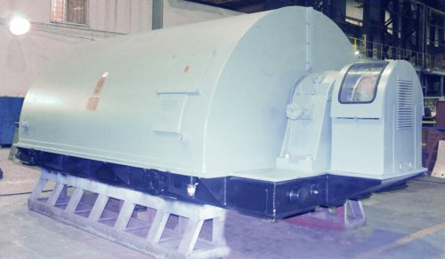 Синхронный двигатель СТД-1000-2УХЛ4 мощностью 10 МВт