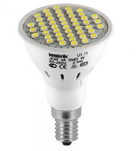 Качественная LED-лампочка