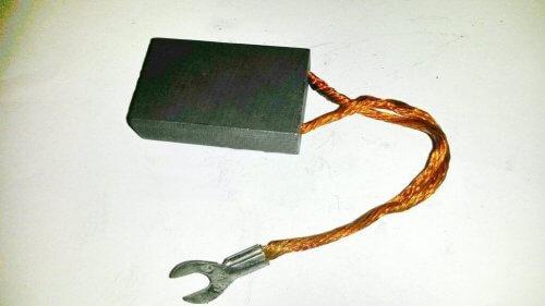 Электрографитовая щетка