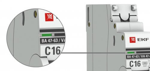 Литая лицевая панель IP40