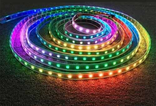 Адресная светодиодная лента