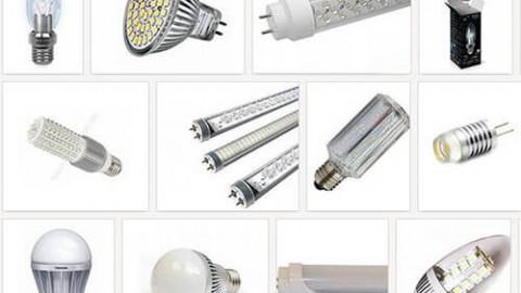 Какие бывают виды светодиодных ламп для дома