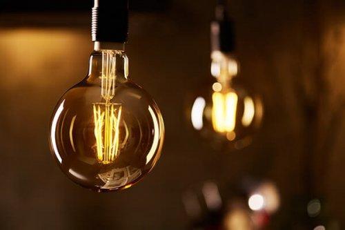 Филаментные лампы в стиле ретро