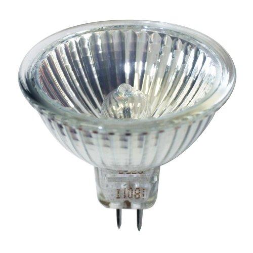 Внешний вид галогеновой лампы
