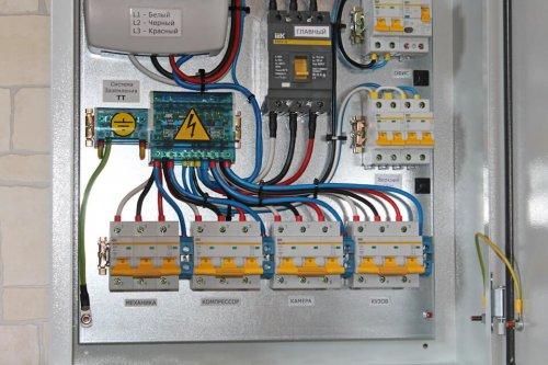 Система ТТ в электрощите