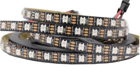 Что такое адресная светодиодная лента и как она работает