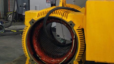 Основные способы сушки электродвигателей