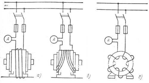 Схема индукционного нагрева и методы намотки проводников