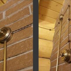 Что собой представляет электропроводка в стиле лофт?