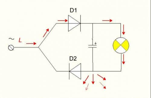Схема вилки Авраменко