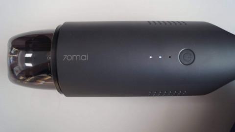 Обзор автомобильного беспроводного пылесоса Xiaomi 70mai Vacuum Cleaner Swift (PV01)