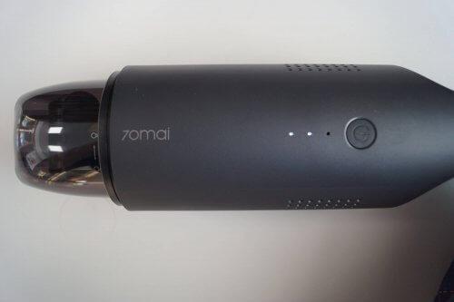 Xiaomi 70mai Vacuum Cleaner Swift (PV01) фото