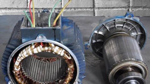 Как определить начало и конец обмоток электродвигателя: обзор методик