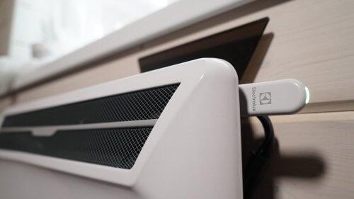 WiFi-модуль для связи конвектора с WiFi-сетью дома